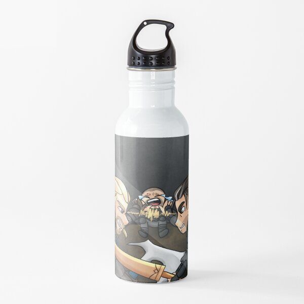 Vying for your Affection Water Bottle