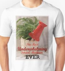 Pinterest - Most Underwhelming Social Medium EVER Unisex T-Shirt