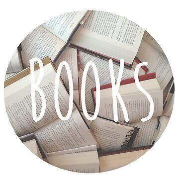 Books, Books, Books by OhanaReads