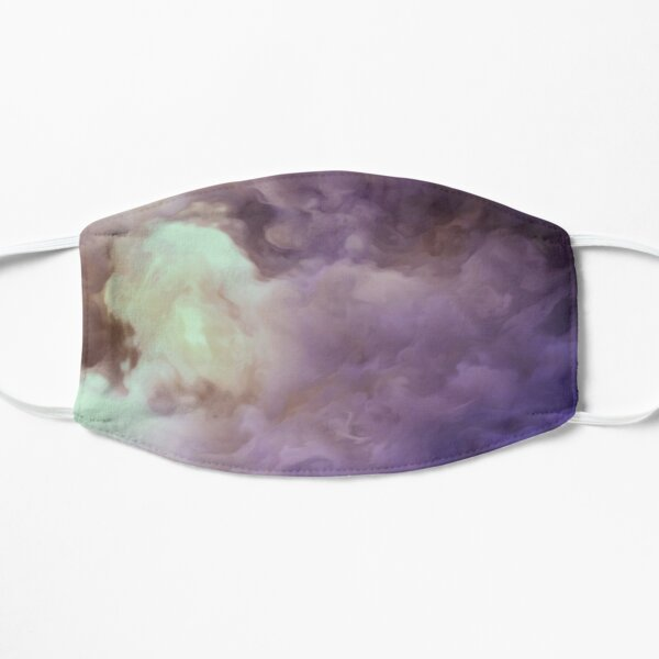 Bruised Storm Clouds Mask
