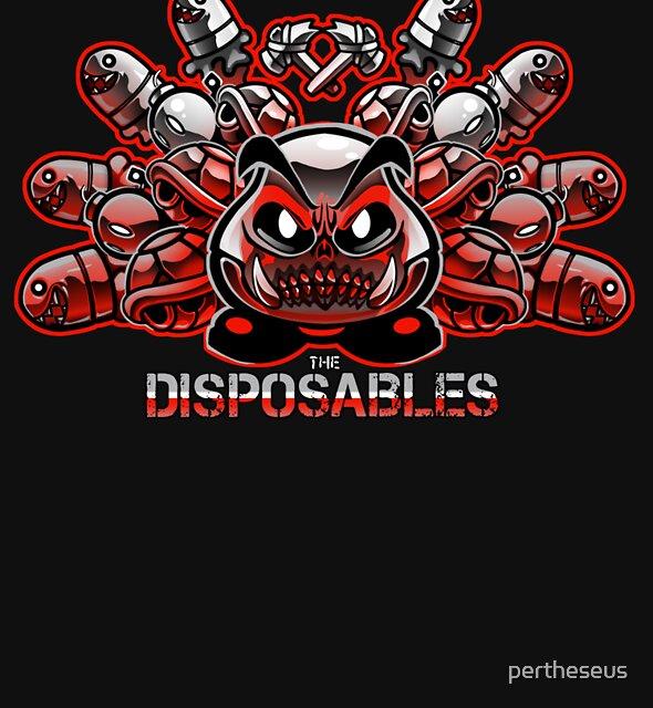 The Disposables by pertheseus