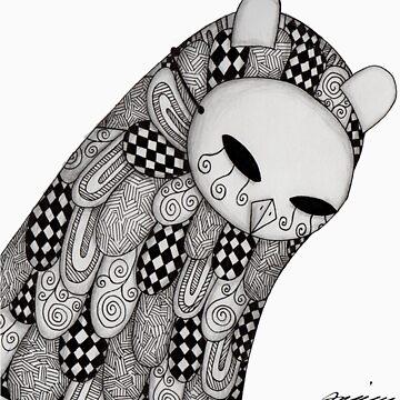 Hello Owlbear by QuincyLim