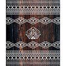 Aztec Pattern by Jordan Bails