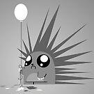 Dangerous Porcupine by Chelsea Stebar Back