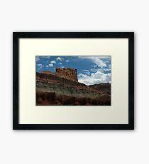 Escalante National Park Framed Print