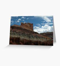 Escalante National Park Greeting Card
