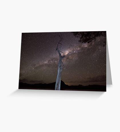 """Over Our Heads"" ∞ Lake Moogerah, QLD - Australia Greeting Card"