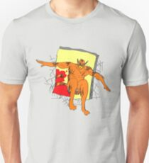Garfielf the king of the sunday funnies Unisex T-Shirt