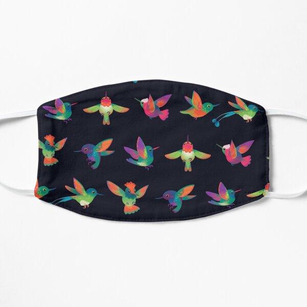 Hummingbird  Flat Mask