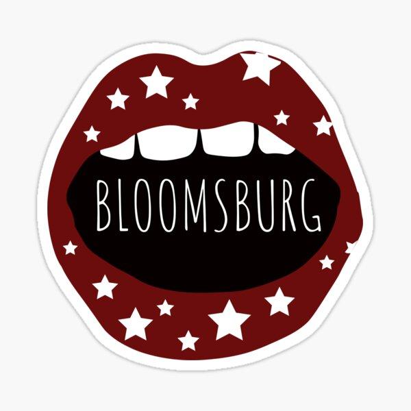 Bloomsburg Stars Sticker