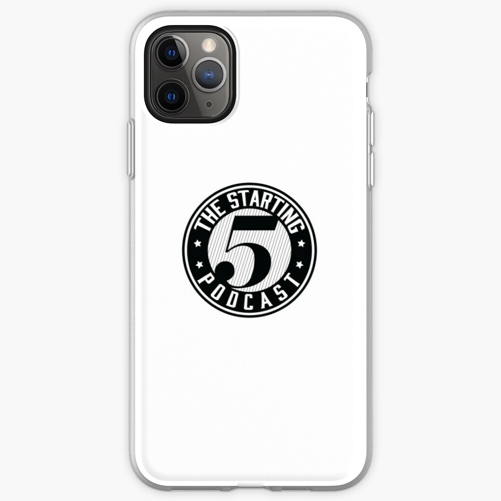 THE STARTING 5 LOGO iPhone Case & Cover