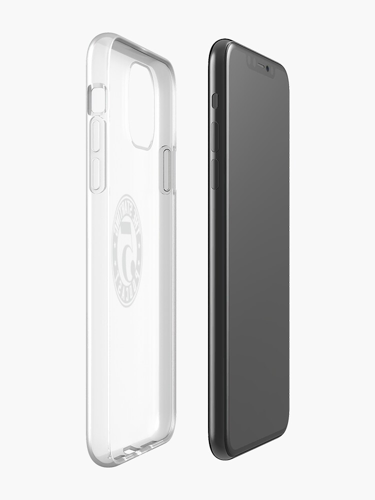 Alternate view of THE STARTING 5 LOGO iPhone Case & Cover