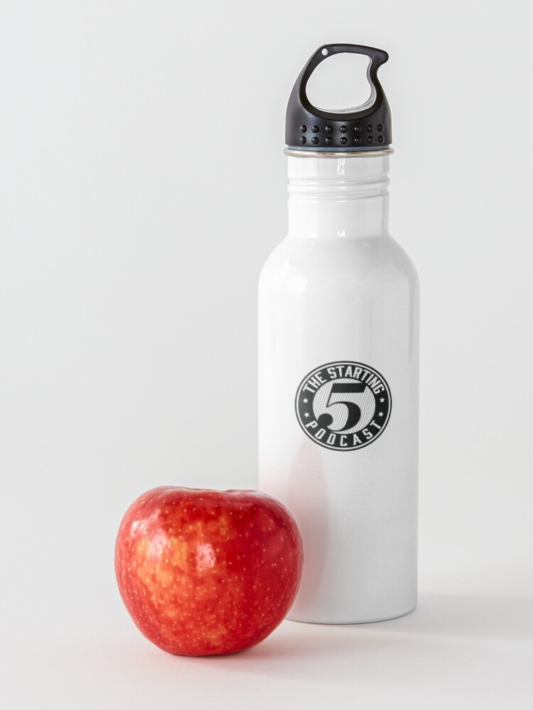 Alternate view of THE STARTING 5 LOGO Water Bottle
