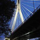 Swietokrzyski bridge by Lukasz Godlewski