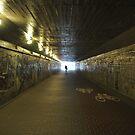 Tunnel by Lukasz Godlewski
