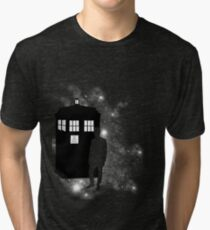 Finest box in the Universe Tri-blend T-Shirt