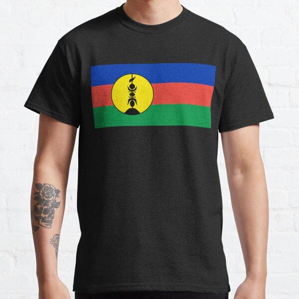 Drapeau Nouvelle Calédonie T-shirt classique