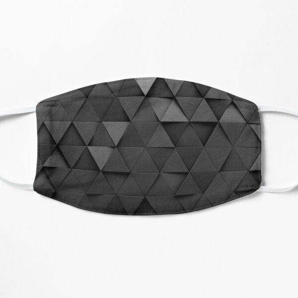 Dark High Tech Triangles Mask