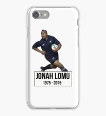 Jonah Lomu iPhone Case/Skin