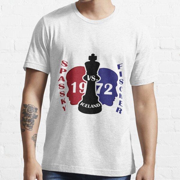 Fischer vs. Spassky 1972 Essential T-Shirt