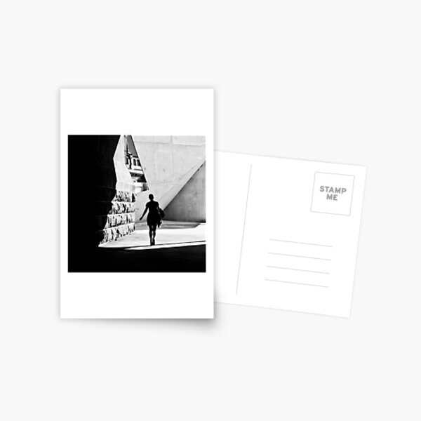 Emergence Postcard
