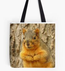 The Little Poser Tote Bag