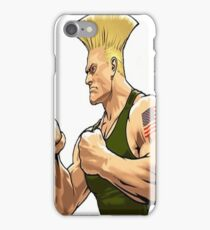 Army Street Fighter  iPhone Case/Skin