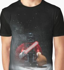Vader Clause Graphic T-Shirt