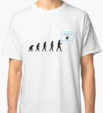 99 Steps of Progress - Instant network Classic T-Shirt