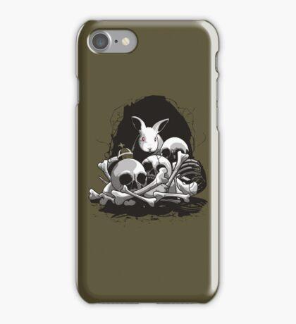 BEAST OF CAERBANNOG iPhone Case/Skin