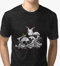BEAST OF CAERBANNOG Tri-blend T-Shirt
