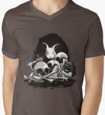 BEAST OF CAERBANNOG Men's V-Neck T-Shirt