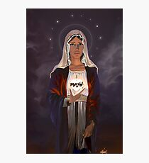Immaculate Heart of Mary Photographic Print