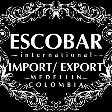 Escobar Import and Export WHITE by Rickmans