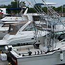 Yacht Dock by ArtBee