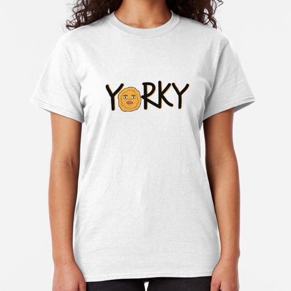 yorky logo tee Classic T-Shirt
