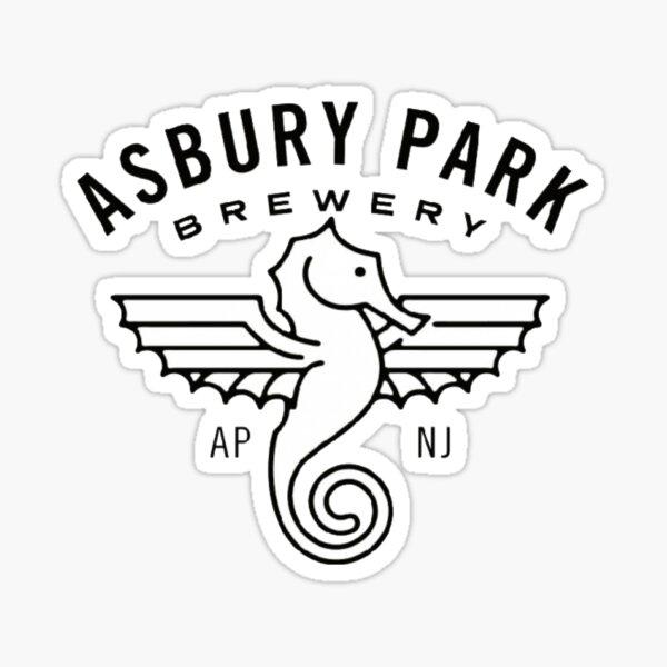 Asbury Park Brewery Sticker