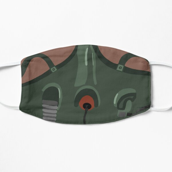 Airforce Pilot Oxygen Mask - skin tone N5/N6 Mask
