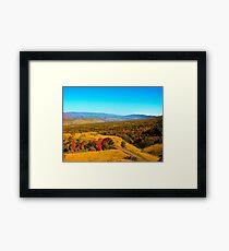 Germany Valley, West Virginia Framed Print