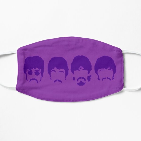 Beatles purple  Mask