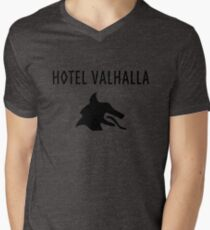 Hotel Valhalla Men's V-Neck T-Shirt
