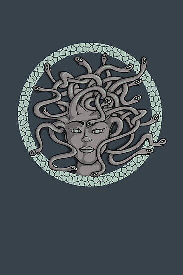 Medusa by perdita00