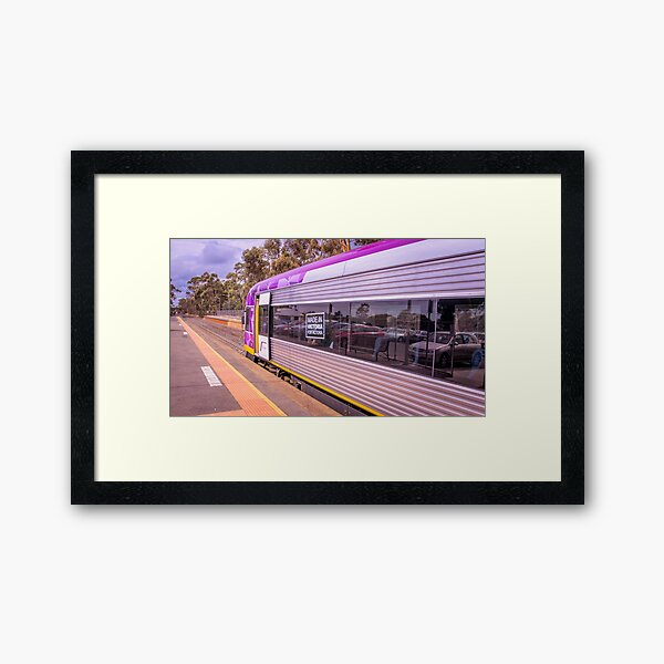 Made in Victoria for Victoria Framed Art Print