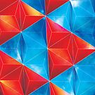 Box Triangles in SPACE by gallantdesigns