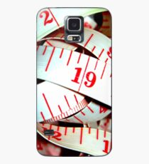 Measuring Tape Case/Skin for Samsung Galaxy