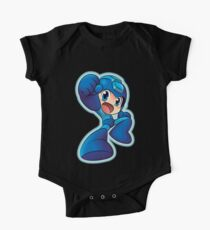 MegaMan One Piece - Short Sleeve