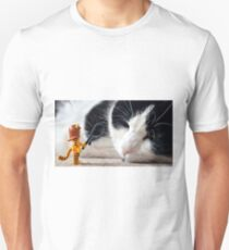 Cat-Woman Unisex T-Shirt