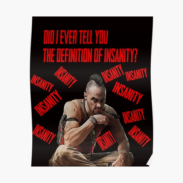 Vaas Posters Redbubble