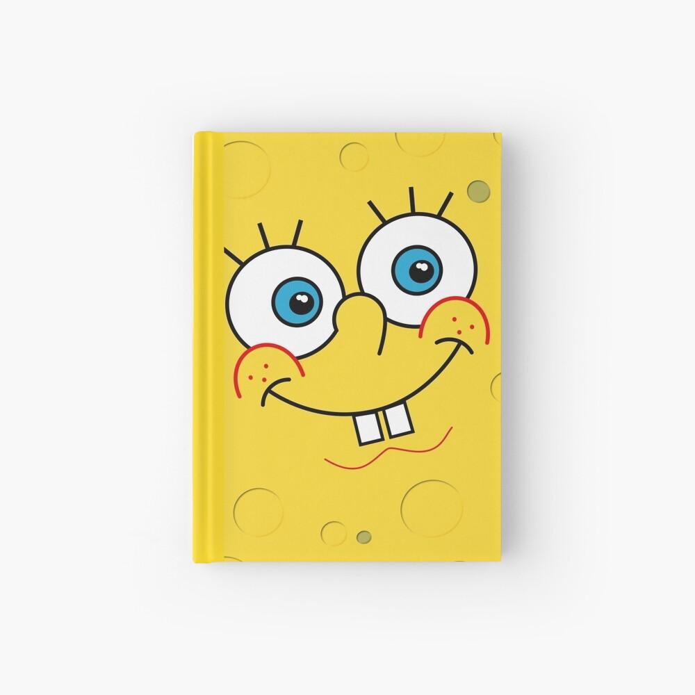 SpongeBob Yellow Character Hardcover Journal