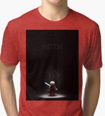 Hoth  Tri-blend T-Shirt